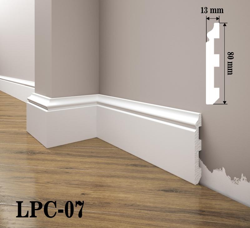LISTWA PRZYPODŁOGOWA LPC-07