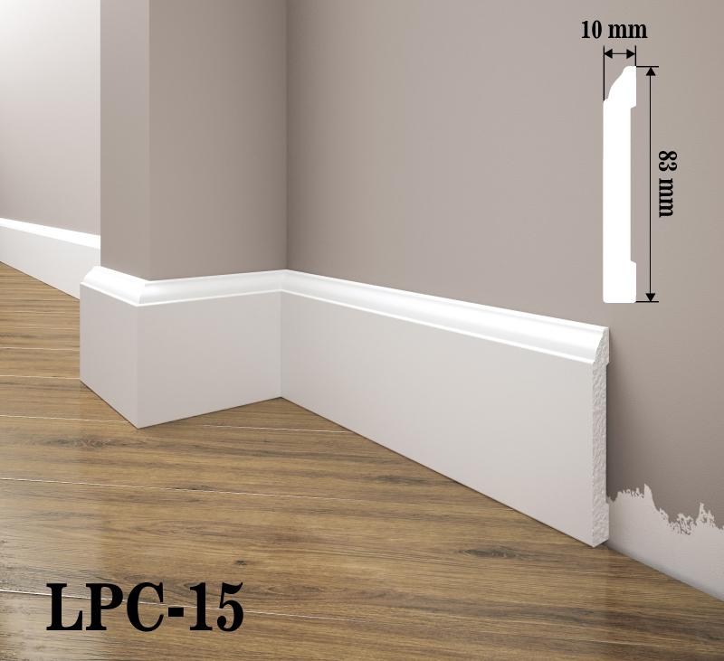 LISTWA PRZYPODŁOGOWA LPC-15