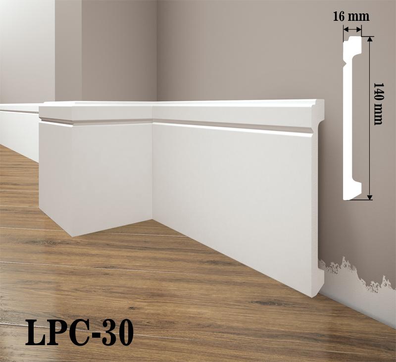 LISTWA PRZYPODŁOGOWA LPC-30